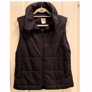 Lacoste Devanlay Puffer Vest with Hood (Size 10)